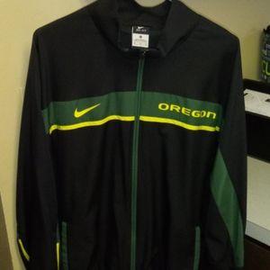 Nike Dri Fit Oregon Ducks jacket